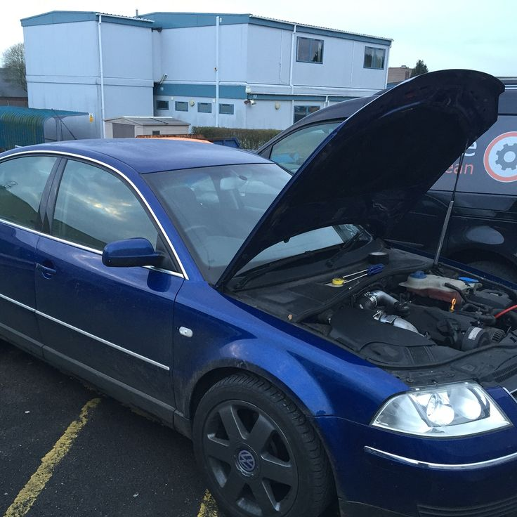 A 1.9 TDi VW Passat now quieter and less smoky after an Engine Carbon Clean. #followthecog #vw #passat #tdi #diesel #smooth #quiet #performance #economy #andover