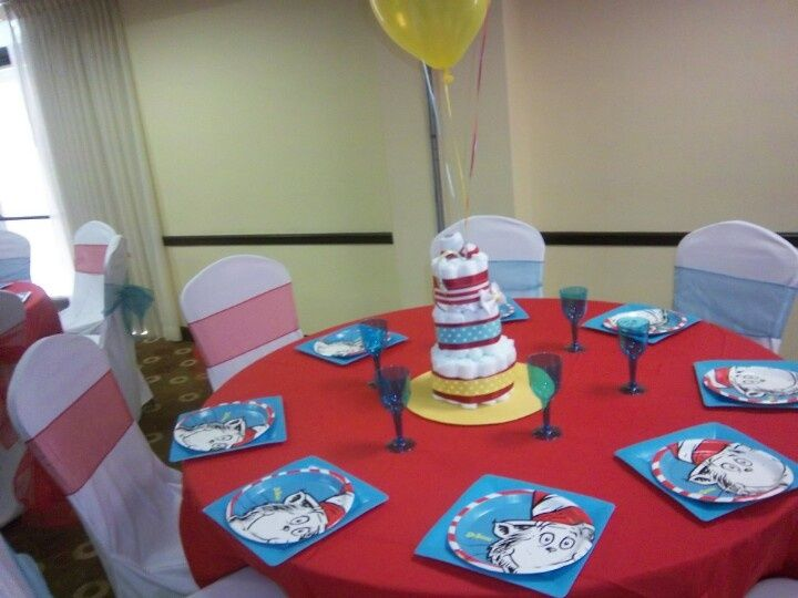 Dr Seuss Baby Shower Ideas | Dr. Seuss Baby Shower Decorations