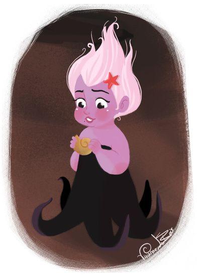 Úrsula (A Pequena Sereia).