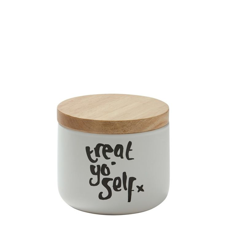 Me & My Trend - 'Treat Yo Self' Canister