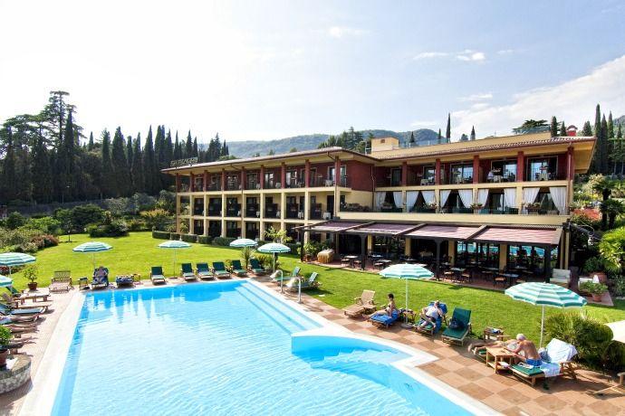 Hotel Villa Madrina – Garda for information: Gardalake.com
