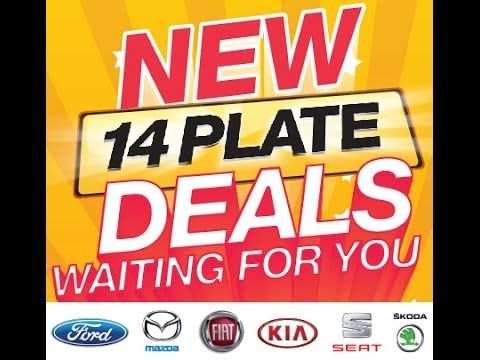 New 14 Plate Deals Now Available at Essex Auto Group