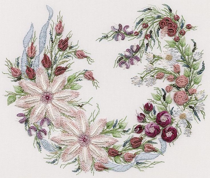 Embroidery | Brazilian Dimensional Embroidery