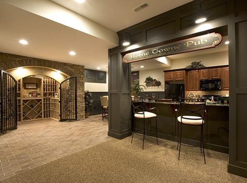 335 Best Basement Bar Designs Images On Pinterest | Bar Home, Wine Cellars  And Kitchens