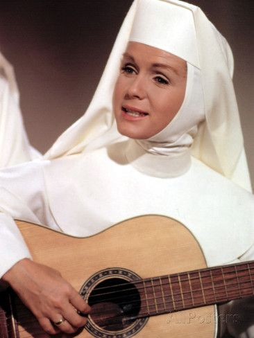 The Singing Nun Debbie Reynolds | Singing Nun, Debbie Reynolds, 1966 Premium Poster