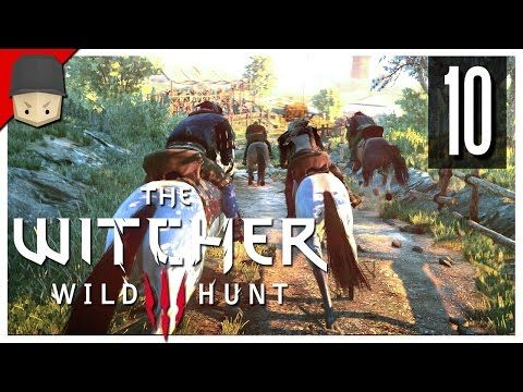 awesome The Witcher 3: Wild Hunt - Ep.10 : Horse Races! (The Witcher 3 Gameplay / Walkthrough)