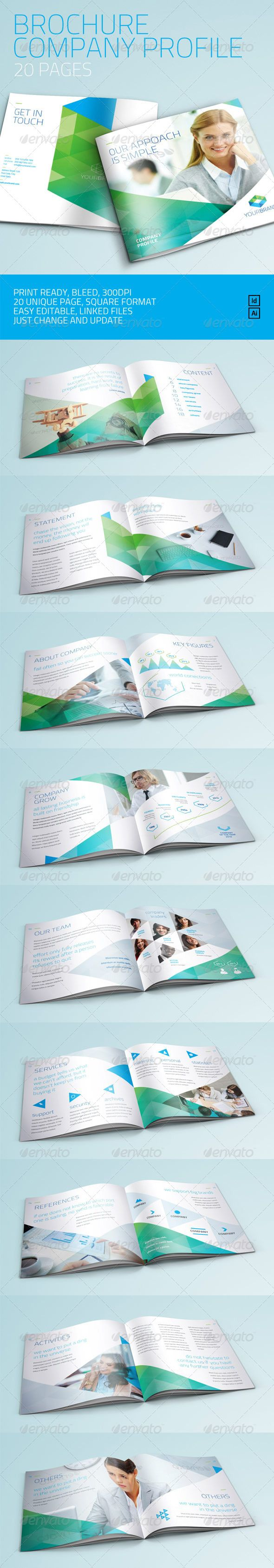 Brochure - Company Profile/Multi Purpose