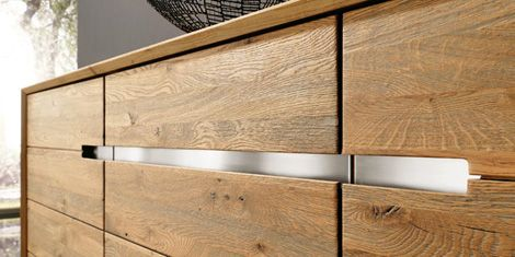 Sensational Solid Wood Furniture by Bergmann - modern furniture with a rustic touch