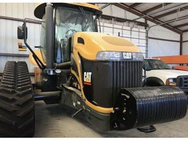 2008 Caterpillar Challenger MT765B Crawler Tractor For Sale