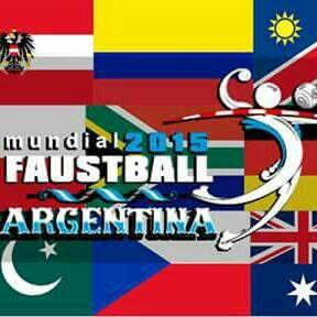Faustball 2015 WC