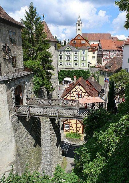 Meersburg, Germany:
