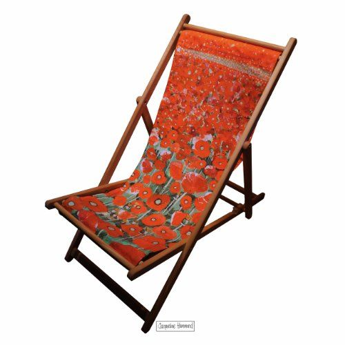Poppy Deckchair - Outdoor Folding Wooden Deck Chair - Garden Furniture - Traditional Seaside Sun Lounger Smart Deco http://www.amazon.co.uk/dp/B0087OSLYS/ref=cm_sw_r_pi_dp_XyOVvb0YTYP0C