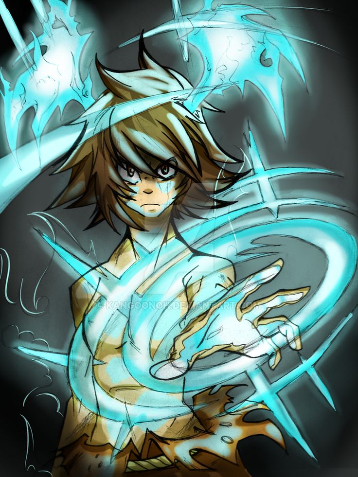 Yugo ( colors by MlleMalice ) by KangooNoh.deviantart.com on @DeviantArt