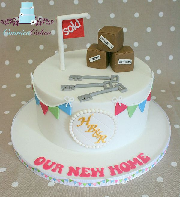Cake Decorating Store Nj : 17 Best images about House Warming Cakes on Pinterest Cake borders, Personalised cakes and New ...