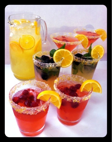 The BEST Lemonade | Caroline's Edible Creations