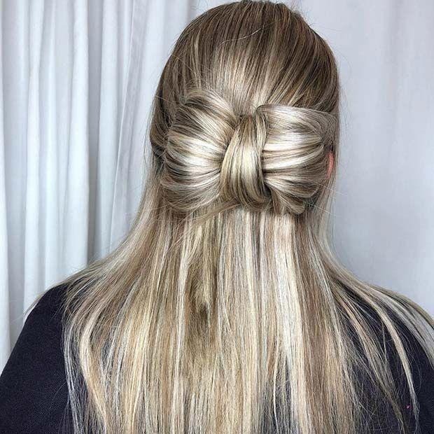 Cute bow style