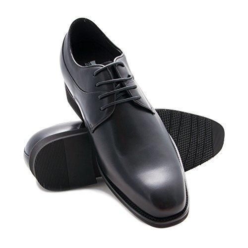 Oferta: 119€. Comprar Ofertas de ZERIMAR Zapatos con alzas de vestir para hombre. Aumento +7 cm. Fabricados en piel de ternera. Forro interior 100% piel. barato. ¡Mira las ofertas!
