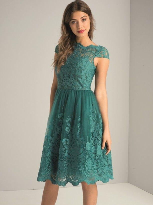 Chi Chi Laurel Dress