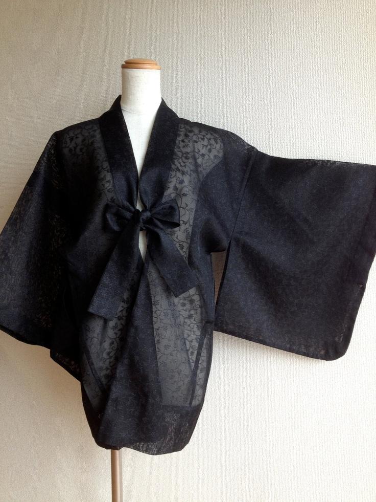 how to make kimono robe boys