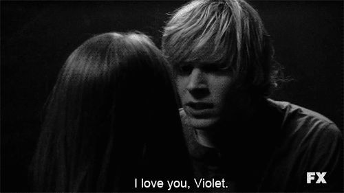 Violet and Tate