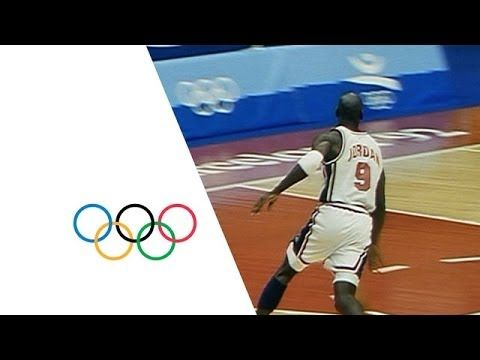 The Dream Team Win Basketball Gold & More In Barcelona | Official Olympic…