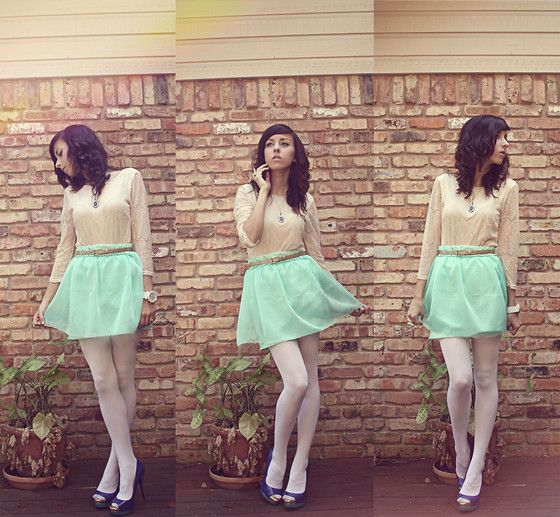 .: Birthday, Mint Green, Ranch Potatoes Salad, Style, Mint Skirts, Awesome, Summer Skirts, Red Kitchens Cabinets, Texas Ranch
