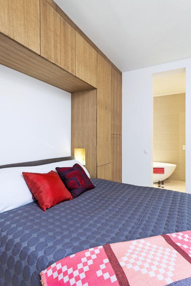 Bedroom from Norwegian interior magazine Bonytt Furniture from CK&I Photo: Niklas Hart
