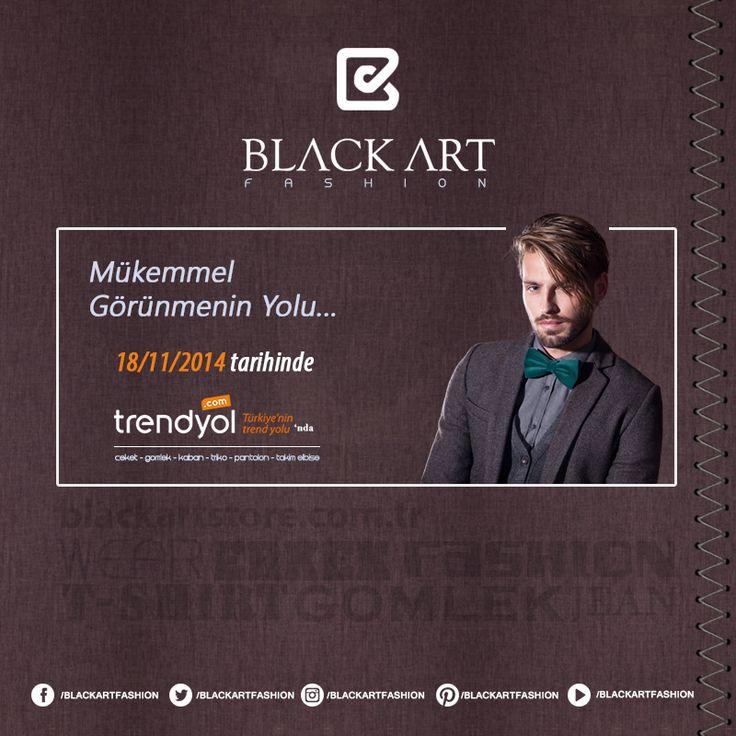 Black Art Fashion 18/11/2014 tarihinde Trendyol.com'da! #blackart #trendyol   www.blackartstore.com.tr