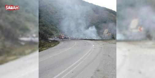 Antalya - Kemer karayolu üzerinde patlama : Antalya- Kemer Karayolu üzerindeki balıkçı barınağı girişinde patlama meydana geldi. Olay yerine çok sayıda polis ve sağlık ekibi sevk edildi  http://ift.tt/2dOBCA4 #Türkiye   #patlama #Kemer #sayıda #yerine #polis