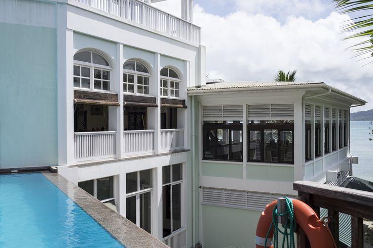 Hotel L'Archipel, Praslin, Seychelles  Visit me @ www.schaalfoto.de