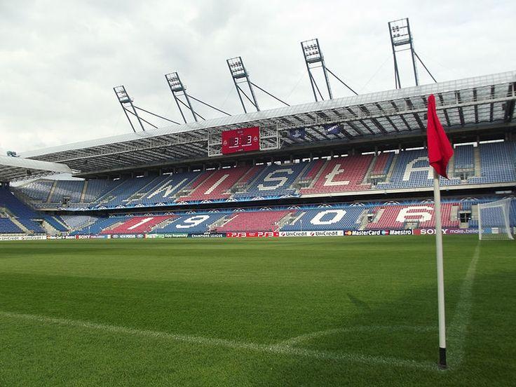 Wisła Kraków Stadium