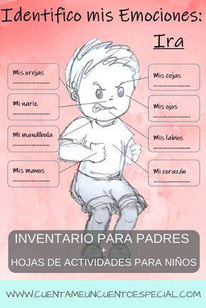 cuento sobre las emociones para niños pdf