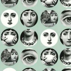 Faces ~ Wallpaper ~ Vertigo Home