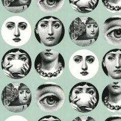 Faces ~ Wallpaper ~ Vertigo Home