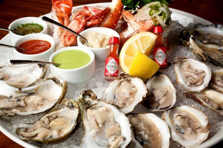 Seafood Platter Galore!