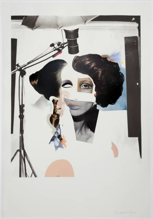 Richard Hamilton, 'Fashion-plate' 1969-70