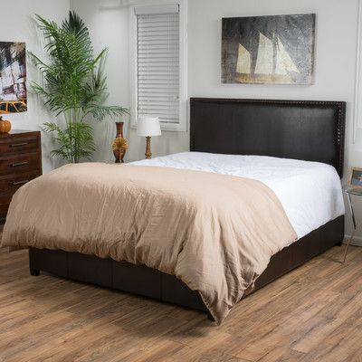 Banstead Upholstered Panel Bed Size: Cal King - http://delanico.com/beds/banstead-upholstered-panel-bed-size-cal-king-624105211/