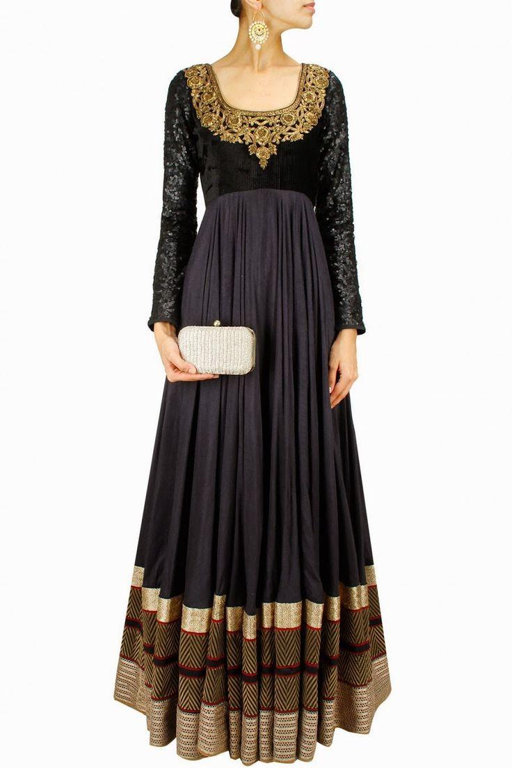 Fashion: Shop Bollywood Designer Vikram Phadnis Online Collection 2014
