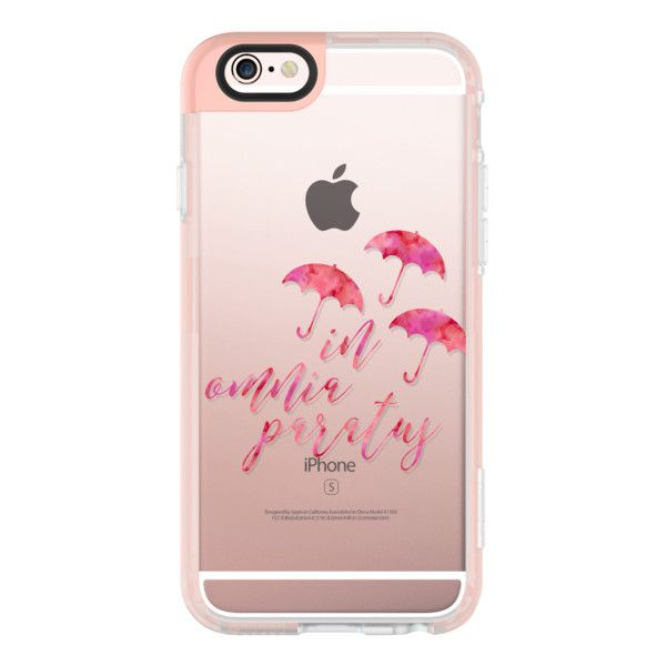 In Omnia Paratus - Gilmore Girls - iPhone 6s Case,iPhone 6 Case,iPhone... ($40) ❤ liked on Polyvore featuring iphone case