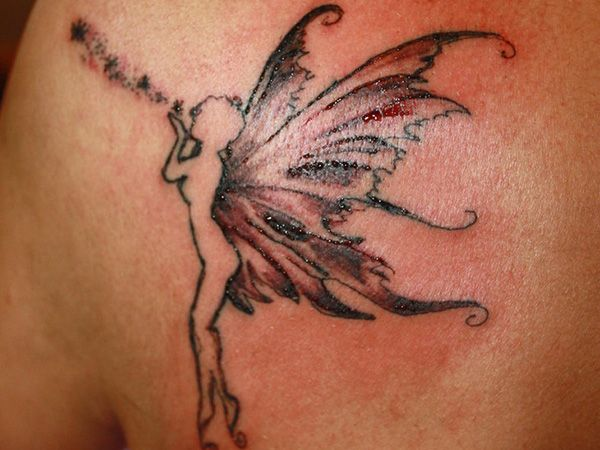 21 best images about fairy tattoos design on pinterest fairy tattoo designs sad fairy and. Black Bedroom Furniture Sets. Home Design Ideas