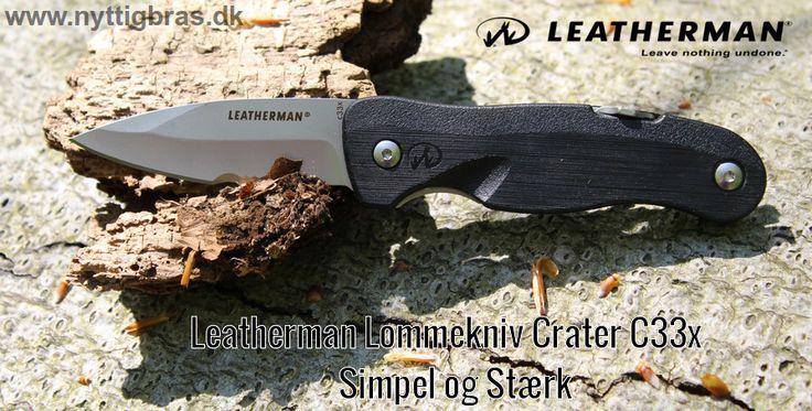 Leatherman lommeknive - Simple, stærke og yderst pålidelige lommeknive! Lommeknivene egner sig til alt fra cykling, sejlsport, camping, jagt, fiskeri, havebrug, reparationer i hjemmet eller til hjælp for spejdere. Knivene er fremstillet rustfrit stål med glasfiber håndtag. Behagelige at holde om, slidstærke og med carabinhage, så de er praktiske og lette at sætte fast.  Kig forbi: www.nyttigbras.dk  #leatherman #lommeknive #danmark #københavn #sport #jagt #cykling #idræt #motion #spejdere