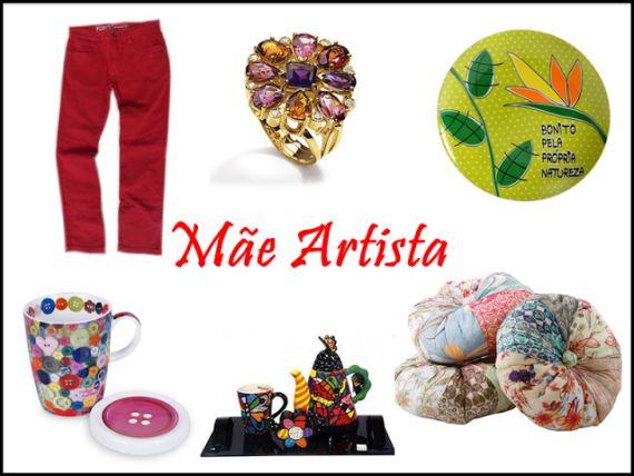 Veja dicas e fotos para comprar o presente ideal de acordo com o perfil da sua mãe e agradar em cheio!