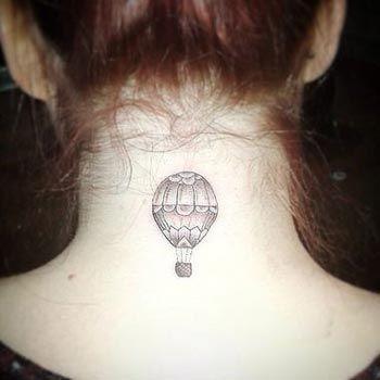 Cute Back Tattoos For Girls