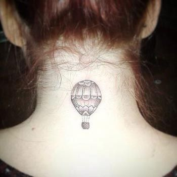 Cute Back Tattoos For Girls