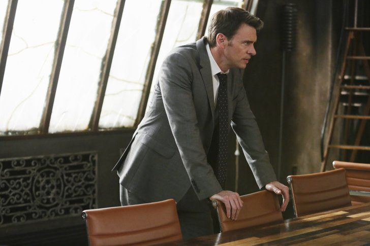 Pin for Later: Scandal: Is This the Last Time We'll See Rowan Pope Alive?  Scott Foley as Jake Ballard.