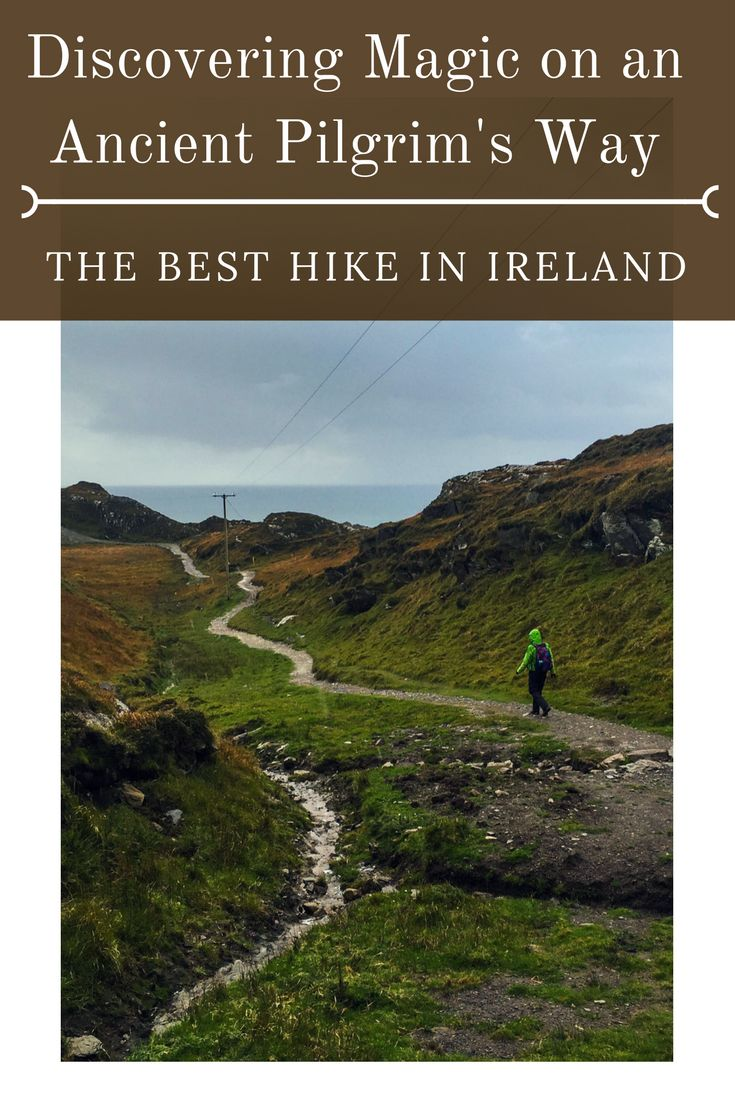 Hiking in West Cork, Ireland is the perfect way to get back to nature and experience  all that Ireland has to offer. 22 mile Pilgrim's hike