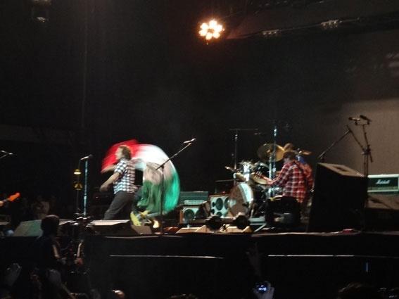 Pearl Jam - Foro Sol - México, DF. Noviembre 2011.