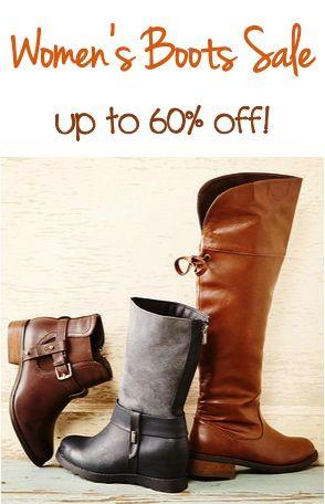 Best 25  Womens boots sale ideas on Pinterest