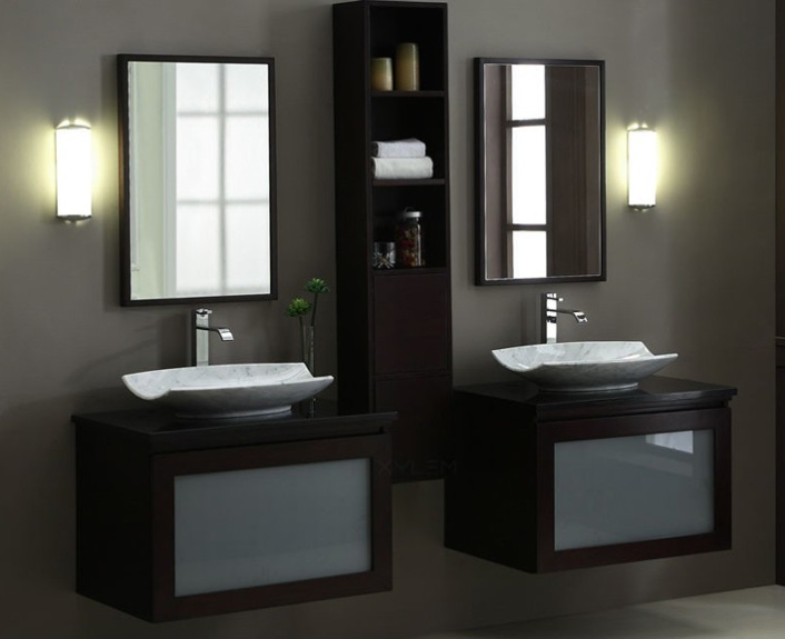 bathroom vanities stand alone and trim bathroom fu pinteres