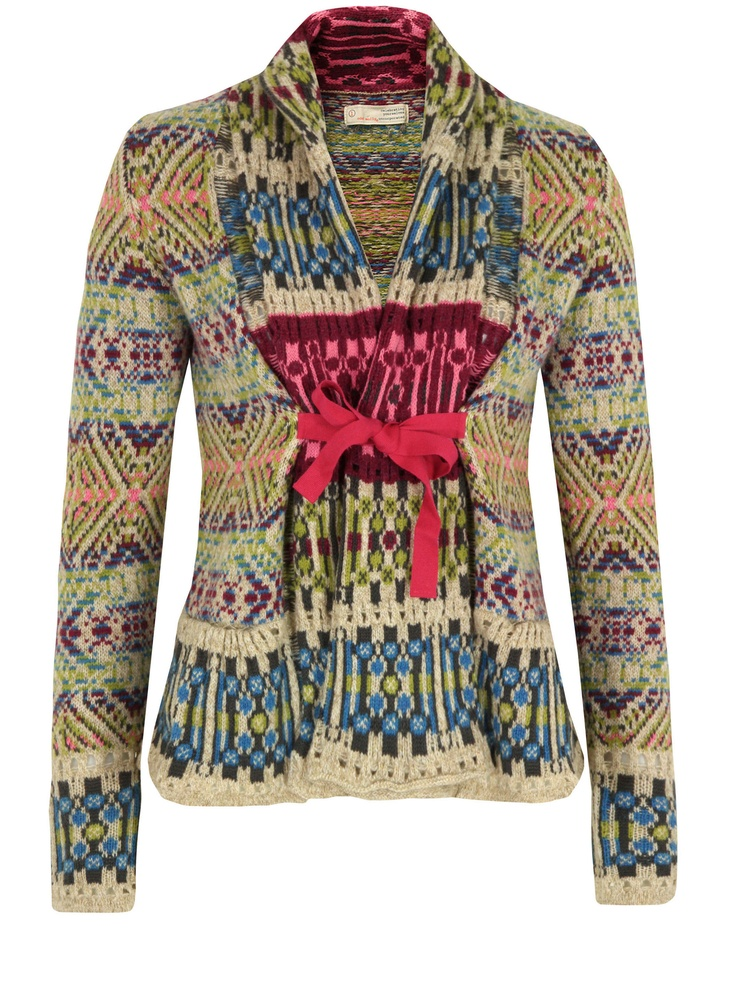 150 best Knitting Cardigan Fair Isle and Stranded images on ...